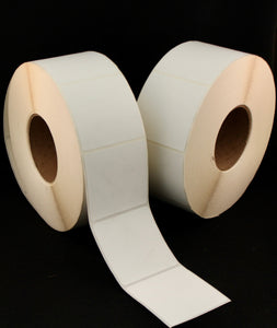 "<strong>4"" x 6"" </strong><br>Die Cut Matte Paper Inkjet Labels for Epson C6500<br> (4 rolls)"