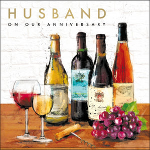 Anniversary - Husband