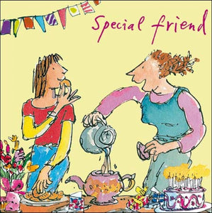 Tea for Two - Special Friend