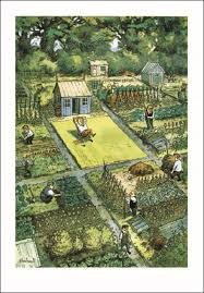 Dad - The Allotment