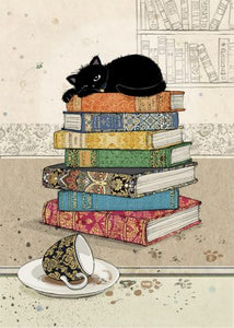 Books Kitty