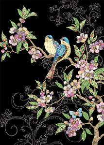 Birds and Blossom