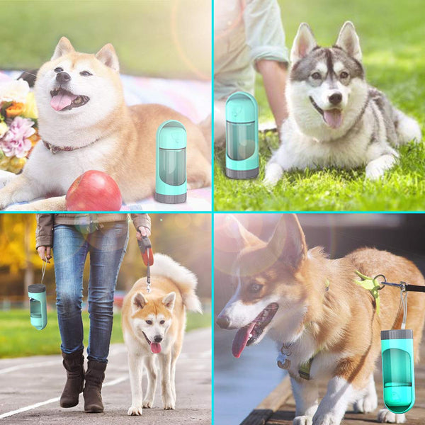 Portable Travel Outdoor Water Bowl For Dogs