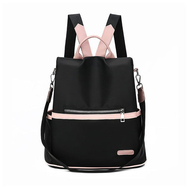 PREMIUM ANTI THEFT WATERPROOF BACKPACK FOR LADIES