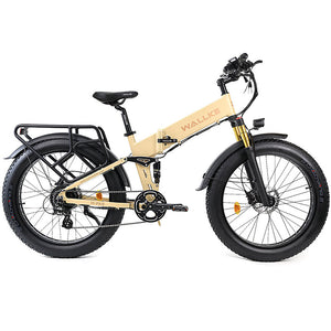Wallke-X3-Pro-electric-bike-Desert-Tan-Right