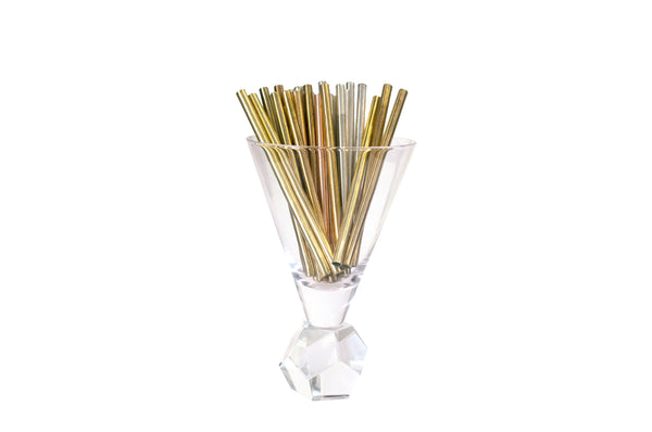 METAL DRINKING STRAWS