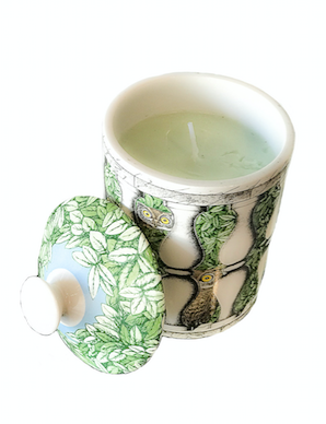 FORNASETTI SCENTED CANDLE 300G