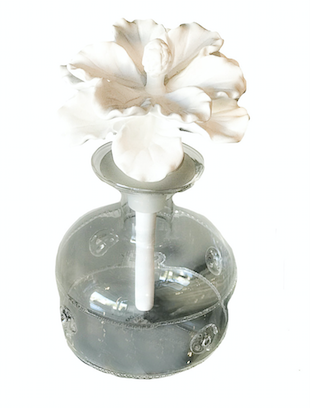 WHITE FOREVER FLOWER HOME ACCESSORY