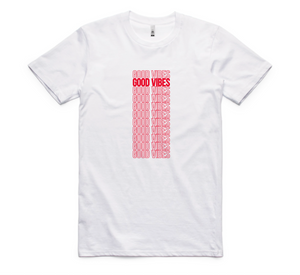 Good Vibes T-Shirt (White)
