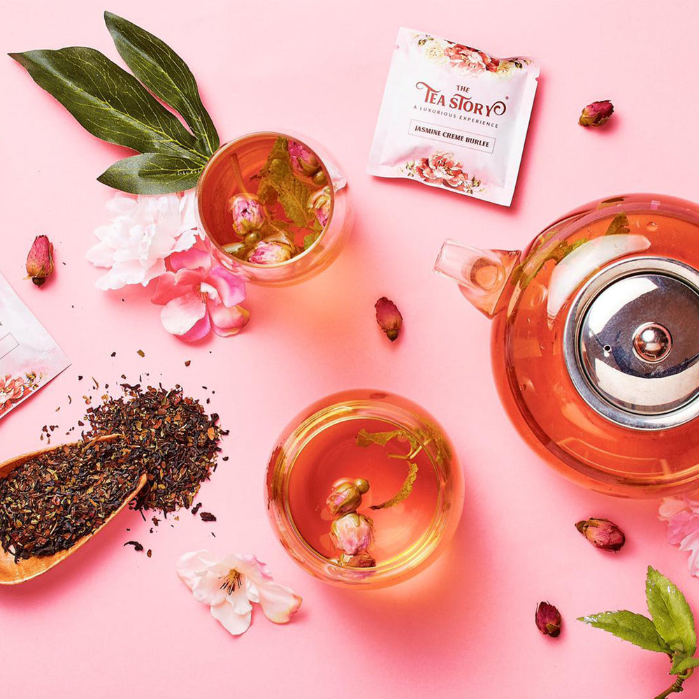 The Tea Story's Stay-At-Home Tea Kits