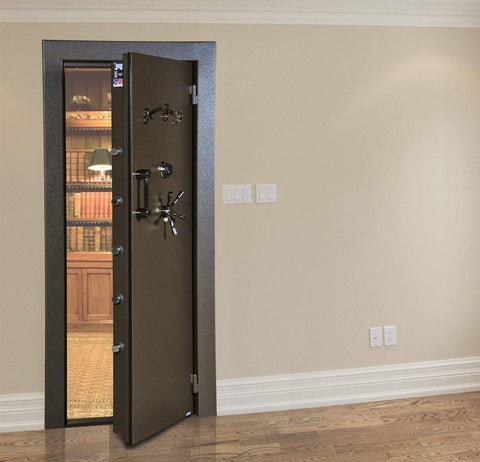 In-Swing Security Vault Door