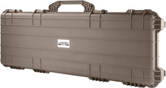 Rifle Protective Hard Case w/ Wheels and Foam Dark Earth