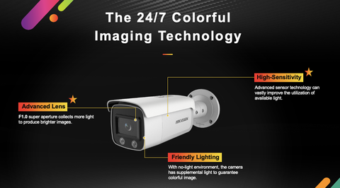 24/7 Colorful Imaging Technology