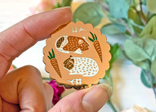 Load image into Gallery viewer, The Guinea pigs Enamel Pin