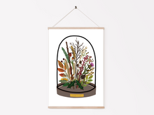 Load image into Gallery viewer, Autumn Bell Jar Print
