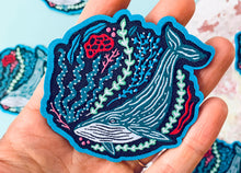 Load image into Gallery viewer, Whale Embroidered Patch