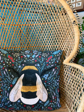 Load image into Gallery viewer, Bumble Bee Cushion