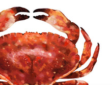 Load image into Gallery viewer, Crab Print