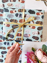 Load image into Gallery viewer, Guinea Pig Wrapping Paper