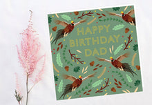 Load image into Gallery viewer, Happy Birthday Dad Card