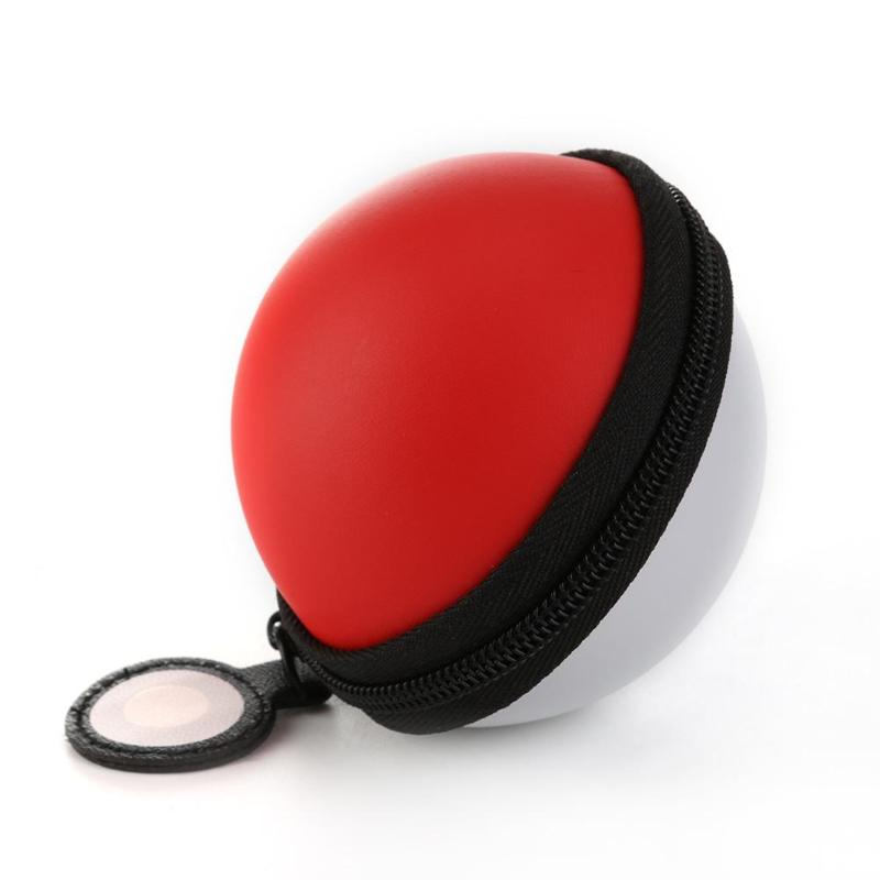 Pokeball Carry Case Pokemon Marble Case