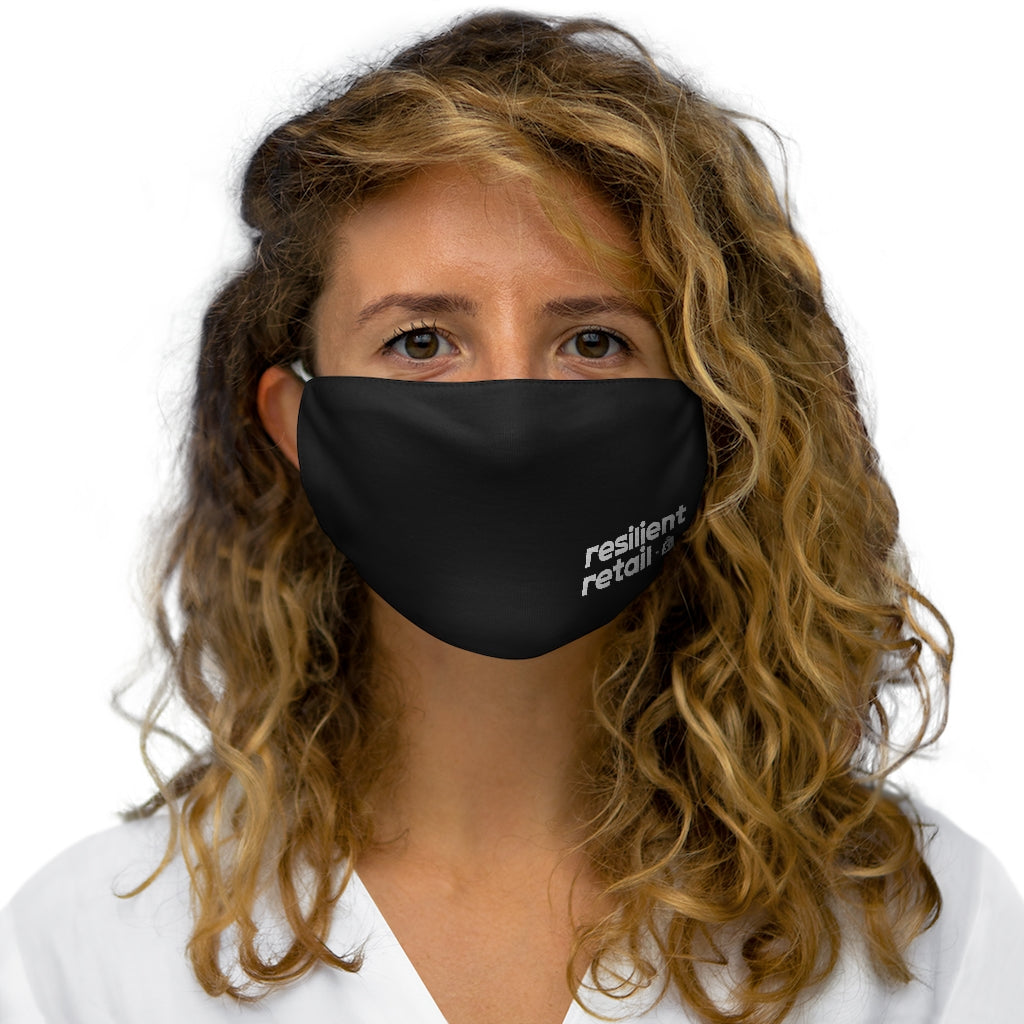 Resilient Retail Face Mask (Black)