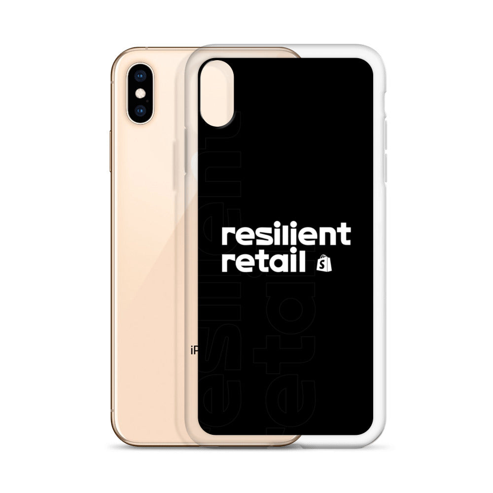 Resilient Retail iPhone Case