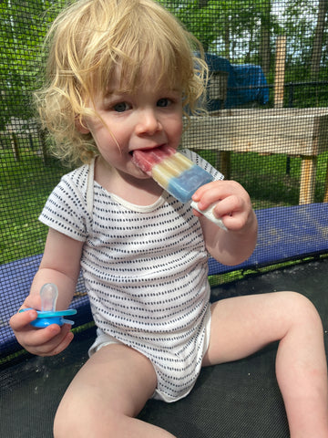 Sprouted Planner popsicles