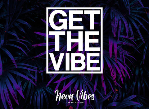 NEON VIBES - GIFTCARD