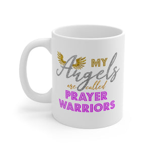 PRAYER WARRIORS MUG