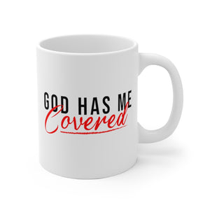 God has me covered v2 mug