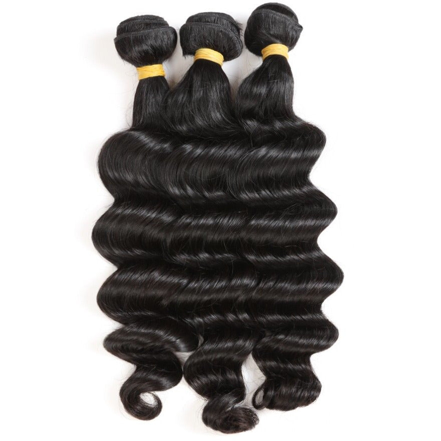 Brazilian Loose Deep Wave Extension - King Collection