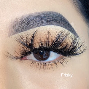Frisky Mink Lashes - King Collection