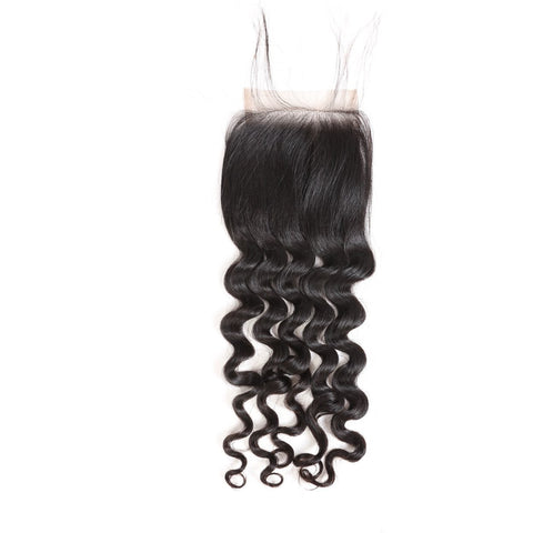 Brazilian Natural Wave Closure - King Collection