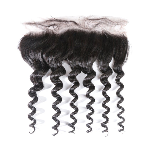 Brazilian Natural Wave Frontal - King Collection