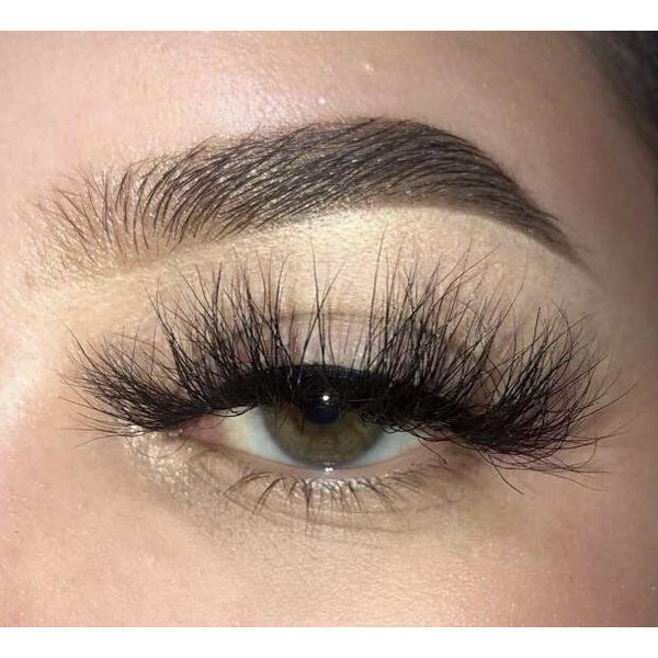 Satin Mink Lashes - King Collection
