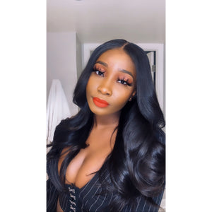 Nia - Body wave Lace Closure Wig - King Collection