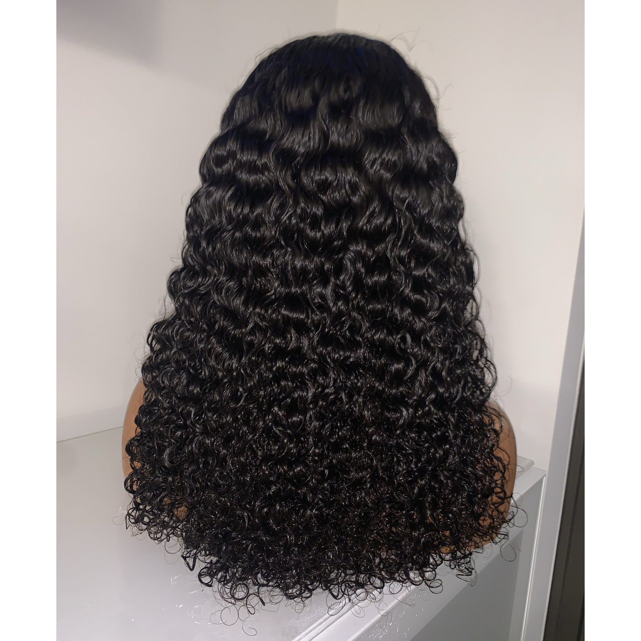 Carla - Curly Lace Closure Wig - King Collection