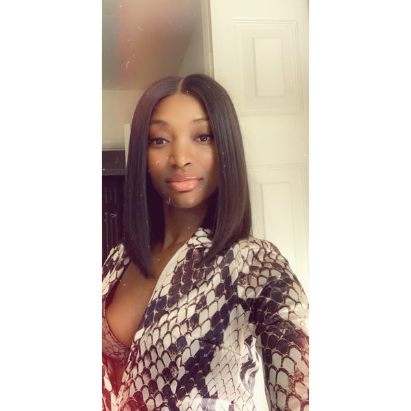 Brazilian Natural Straight Extension - King Collection