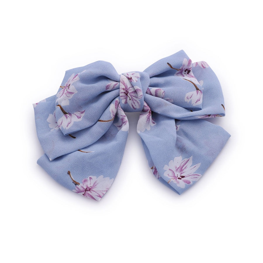 Powder Blue Bow