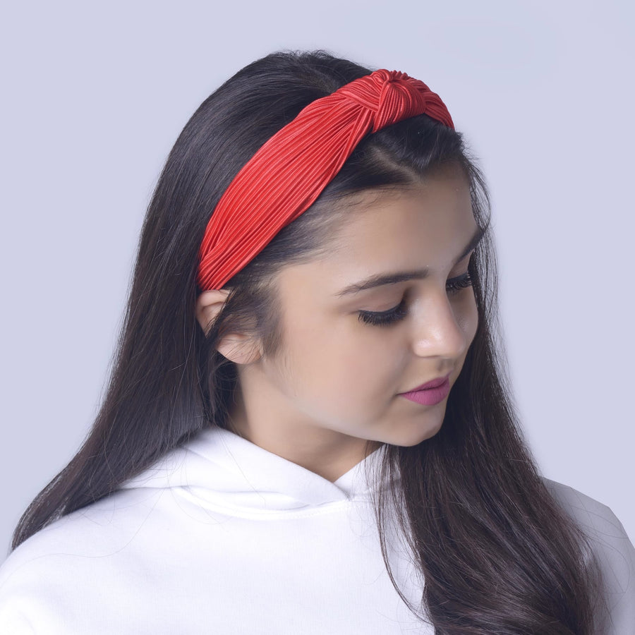 Valentine Red Lulu Headband