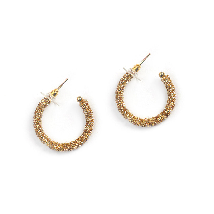 The Rani Hoop Earrings