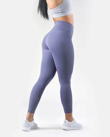 Naked Leggings - Dusty Violet