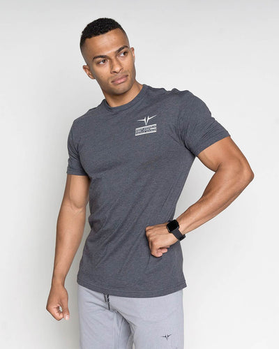 Athletic Division II Tee - Dark Gray