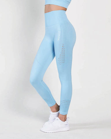 Breezy Leggings - Baby Blue