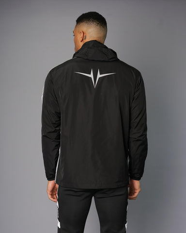 Chroma Windbreaker - Black