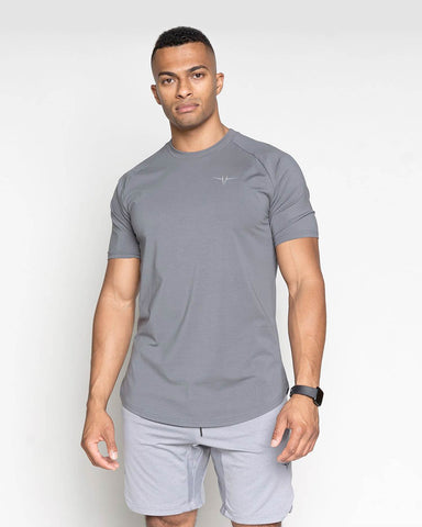 Invictus Elite Tee - Gray