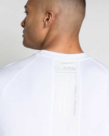 Invictus Elite Tee - White