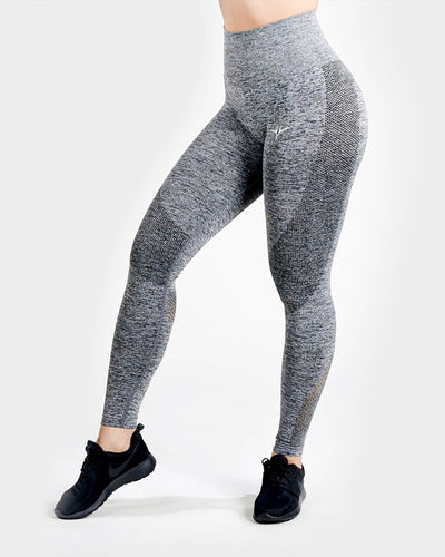 Lexi Seamless High Waisted Leggings - Stone