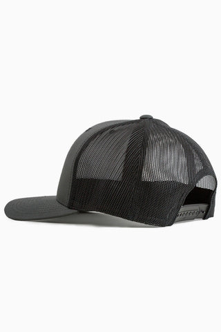 Meshback Hat - Dark Grey